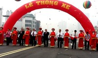 Hanoi inaugura séptimo puente interurbano