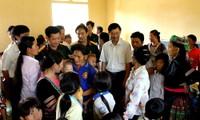 Vietnam renueva movilizaciones masivas