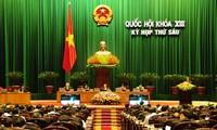 Electorado vietnamita recopila opiniones sobre escenario socioeconómico nacional