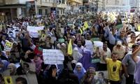 Egipto forja fuerzas de seguridad antes del juicio contra Mohamed Mursi