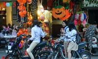 Halloween à Hanoï