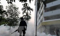 WHO warns of Zika virus spread in Asia-Pacific