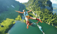 Bungy jumping – the craziest in New Zealand