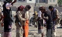 IS claims responsibility for suicide bombing in Yemen