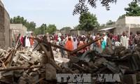 Suicide bomber kills 8 in Nigeria