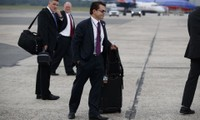 New US White House communications director fired