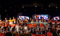 Vietnamese team wins 3 golds at International Mathematics Competition