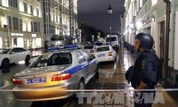 Russia arrests suspects in Moscow blasts