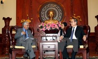 Ho Chi Minh City and UN Development Program increase cooperation