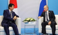Japan, Russia agree to cooperate on North Korea issue