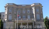 US expels 15 Cuban diplomats