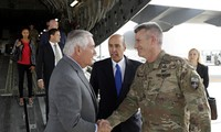 US Secretary of State makes unannounced visit to Afghanistan