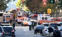 Terrorism attack in central New York