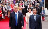 South Korea tightens security ahead Donald Trump's visit