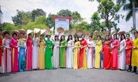 Ao Dai Festival to open in March in Ho Chi Minh City