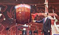 President welcomes overseas Vietnamese for Tet