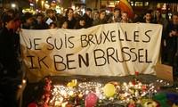 比利时宣布全国哀悼3天缅怀恐怖袭击遇难者