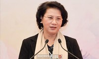 越南国会审议任免一些国会领导职务
