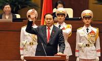 陈大光当选越南国家主席
