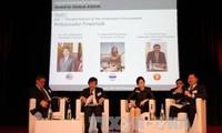 越南与东盟其他国家在德国联合举行促进对东盟投资研讨会