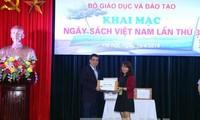 第三次越南图书日开幕