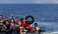 移民问题:在地中海上丧生的移民数量大大减少