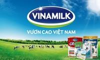 Vinamilk入选亚洲企业300强名单