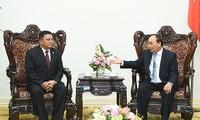越南一向重视与缅甸的友好合作关系