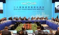 20国集团推动实施贸易增长战略
