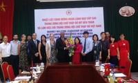 美国红十字会向越南人道主义项目提供2000多万美元援助