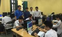 在越南全国青少年中形成信息技术学习和应用运动