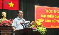 陈大光:继续提高整个经济体和每家企业的生产率和竞争力
