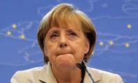 德国总理默克尔承认其移民政策有错误