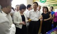 越南卫生安全农产品销售合作社联合社正式问世