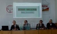 捷克和摩拉维亚共产党举行有关越南发展经验的研讨会
