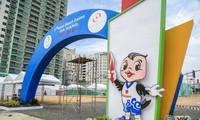 岘港2016年亚洲沙滩运动会准备工作就绪