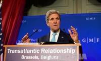 美俄宣布继续实施各自在叙利亚的计划