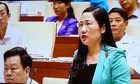 越南第14届国会第2次会议讨论《刑法修正案(草案)》