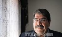 土耳其下令逮捕库尔德民主联盟党领袖萨利赫•穆斯利姆