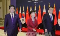 中日赞同促进举行中日韩三方领导人会议