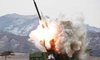美日韩谴责朝鲜试射弹道导弹