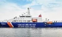 """越南海警司令部开展""""海警与渔民同行""""模式"""