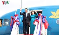 陈大光和夫人将对俄罗斯和白俄罗斯进行正式访问