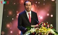 陈大光:越南媒体为国家共同成就作出重要和巨大的贡献