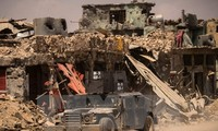 """""""伊斯兰国""""把伊拉克安巴省的4000户家庭作为活盾牌"""
