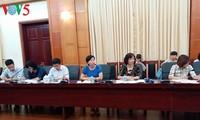 APEC第三次高官会及系列会议举行75场会议