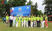 旅欧越南青年大学生夏令营在捷克举办