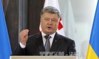 乌克兰坚持加入北约和欧盟的目标