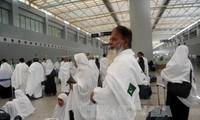 沙特阿拉伯禁止40万朝圣者非法进入圣地麦加
