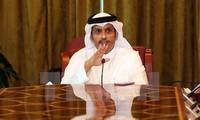 """卡塔尔敦促以""""文明""""方式解决海湾风波"""